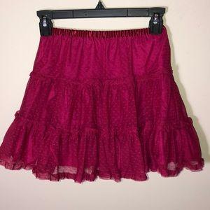 Hanna Andersson Pink Tutu Skirt 100 4
